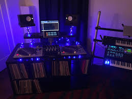 Music Studio Desk Ikea by How To Build A Dj Booth With Ikea Parts Youtube