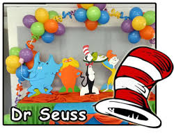 dr seuss party decorations party decorations miami party themes