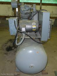1993 ingersoll rand t30 air compressor item l4092 sold