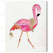 Flamingo Home Decor Glam Flamingo U2014 Oliver Gal