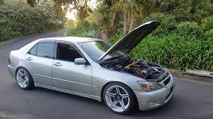 lexus altezza is300 my 1jz powered toyota altezza stance