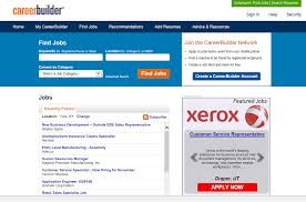 Best Sites To Upload Resume by Careerbuilder Com Review For Job Searchers