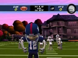 Wii Backyard Football by Backyard Football U002708 Usa Youtube