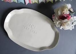 wedding guest book platter 100 150