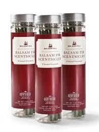 set of 3 balsam fir scented ornaments balsam hill australia