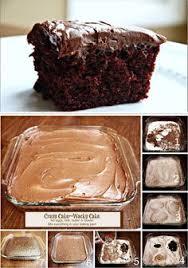wacky cake recipe wacky cake super easy and cake