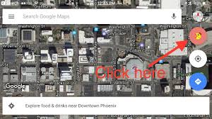 Phoenix Convention Center Map by Ms Pac Man Invades Google Maps For April Fools U0027 Cult Of Mac