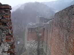 Vlad The Impalers Castle by Poenari The Haunted Castle Of Dracula Exquisiteromania Com