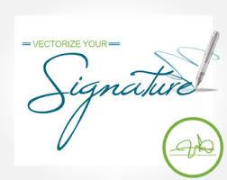 email signature etsy