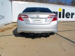 hitch for toyota camry install for trailer hitch that fits 2016 toyota camry