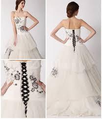 wedding dress trim mermaid wedding dress with black lace trim dress ideas