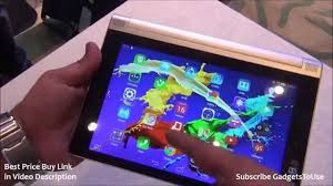 lenovo yoga android tablet 2 8 inch hands on review camera