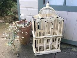 Shabby Chic Bird Cages by 41 Best Aviary Birdcage Etc Images On Pinterest Bird Houses