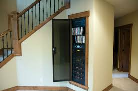 home theater door home theater installation lexington high point nc security