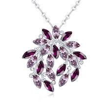 crystal rhinestone necklace images Gorgeous swarovski crystal rhinestone necklace priceless gift jpg