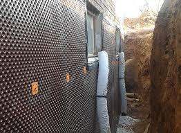 toronto external basement waterproofing by aquamaster