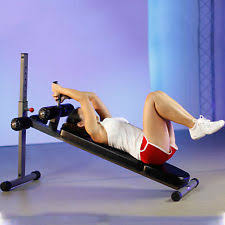 Fitness Gear Ab Bench Bench Abdominal Exercisers Ebay