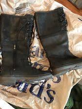 s ugg australia tatum boots ugg australia womens tatum black leather boots 1001833 black 6 ebay