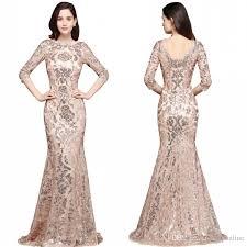 design dresses 2018 special design gold designer occasion dresses mermaid