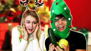 weirdest christmas gift giving ever w jelly youtube