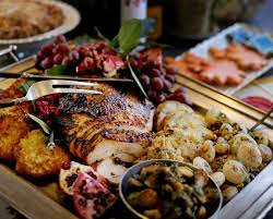 thanksgivukkah brings an abundance of food memories to the table