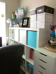Desk Organized by Organization Your Next Stamp