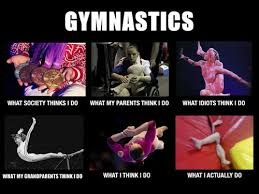 What I Actually Do Meme - gymnastics what i actually do gymnastics meme gymnastics memes