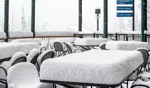 Snowbird Ski And Patio Noaa Forecasts 6 10
