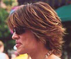 lisa rinna tutorial for her hair lisa rinna hairstyle back view hair styles pinterest lisa