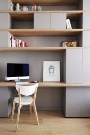 le de bureau design pas cher cuisine bureau style scandinave en chãªne meubles et rangements par
