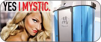 everything about mystic tan flawless and natural spray tanning