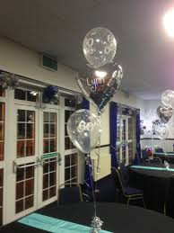 personalised birthday balloons birthday balloons by let s celebrate weddings in manchester