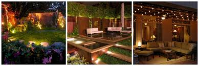 your yard needs lighting illuminate your space with our advice