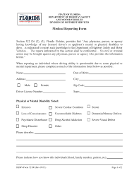Florida Medical Power Of Attorney Form Free by Free 72190 Florida Medical Reporting Form Wikiform Wikiform
