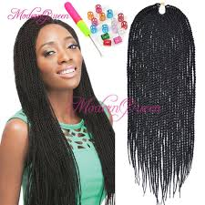 best seneglese twist hair senegalese twist braiding hair crochet braid hair 18 inch 70g