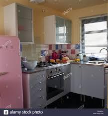 1990s Kitchen by Retro Kitchen Stock Photos U0026 Retro Kitchen Stock Images Alamy