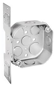 Ceiling Electrical Box by Garvin Industries U0027 Ceiling Fan Conduit Boxes Are Used To Install