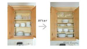 how to cabinets how to add shelves to kitchen cabinets h2obungalow