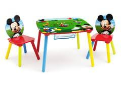 Mickey Mouse Activity Table Kids U0027 Table And Chair Sets Delta Children U0027s Products