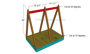A Frame Plans A Frame Dog House Plans House Plans