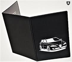 porta libretto auto porta libretto alfa romeo 147 it auto e moto