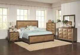 Antique Finish Bedroom Furniture Antique Gold Finish Modern 4pc Bedroom Furniture Est King Bed