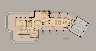 adobe home house plans adobe house plan with 2824 square feet and
