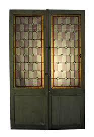 Prehung French Door - pairs of decorative glass french interior doors vintage door