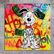 dog graffiti art promotion shop for promotional dog graffiti art