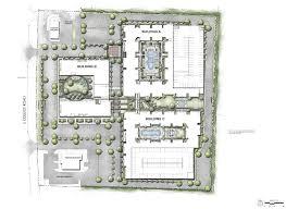 building site plan on former wilmington kmart site developers plan housing