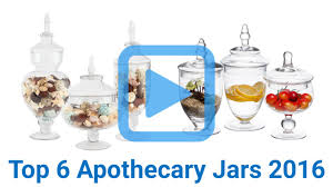 top 6 apothecary jars of 2016 video review