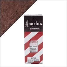 Light Brown Dye Light Brown Suede Dye Angelus Brand Custom Sneaker Product Shoe Dye