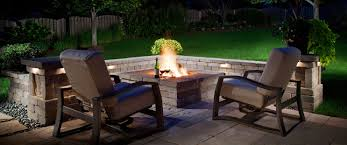 fire elements cutting edge hardscapes