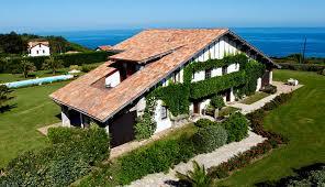 chambre hote st jean de luz maison tamarin bed breakfast villa plage de lafitenia 64500